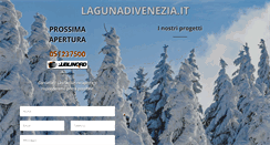 Preview of lagunadivenezia.it