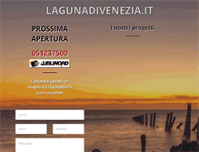 Tablet Preview of lagunadivenezia.it